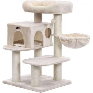 Nancys Kratzbaum XXL - exklusives Haus Katzen - Kratzbaum - Kratz für Katzen
