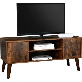 Nancys Archer Heights Vintage TV Schrank - TV Furniture Industries - Tisch Retro TV - TV-Möbel - TV Möbel Holz