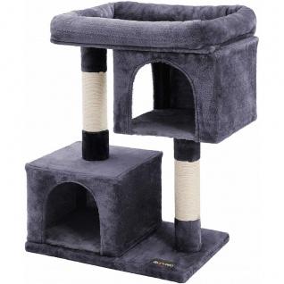 Nancys Kratz für Katzen grau - Kratzbaum Cat - Katze Kratz 84cm hoch