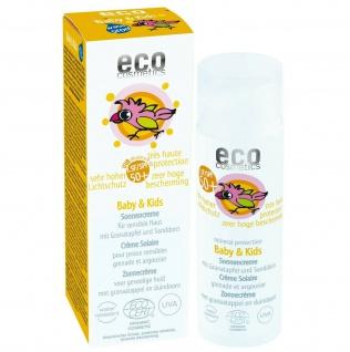 Eco Baby & Kids Sonnencreme Lsf 50+ Neutral ? Ohne Parfum - Vorschau