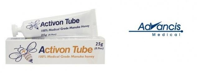Activon Tube 100% Manuka Salbe Tube 25g Manukahonig filtriert +sterilisiert