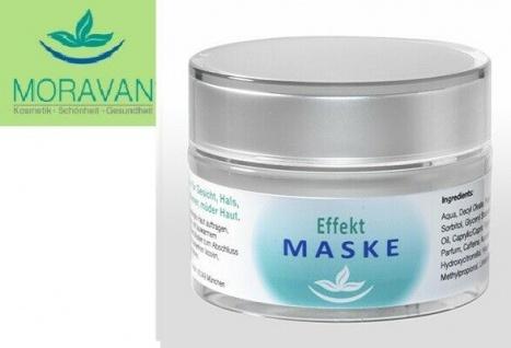 Moravan - Effekt Maske 50ml - Feuchtigkeitsmaske