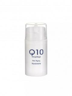 NCM - Q10 Antifalten-Vitalpflege - Q10 Handcreme Anti-Aging (50 ml)