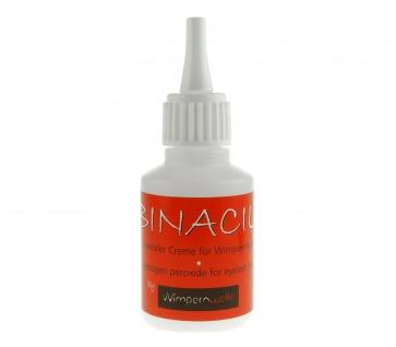 BINACIL by Wimpernwelle - Entwickler Creme 3% 50ml 100 Behandlungen