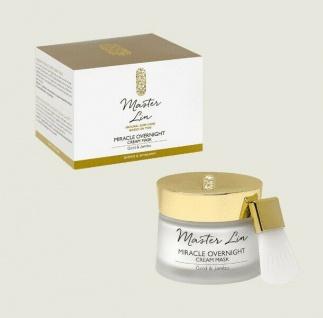 Master Lin - Miracle Overnight Cream Mask Gold&Jambu 50ml