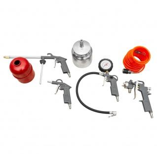 Kompressorzubehör 5-teilig - Vorschau