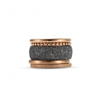 """Glamour Stardust Ring Set """" Passion"""""""