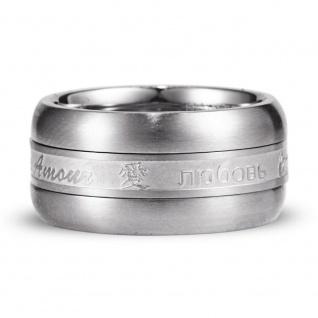 """3er Ring Set """" LOVE"""""""