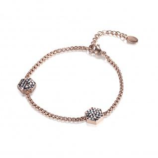 "Glamour Crystals Armband "" BRILLO"""