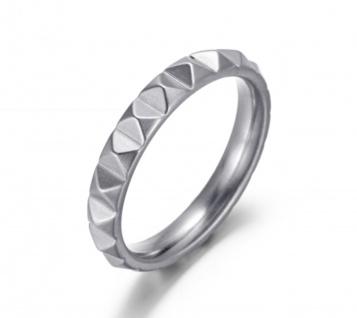 GIZEH Ring im Pyramiden Design