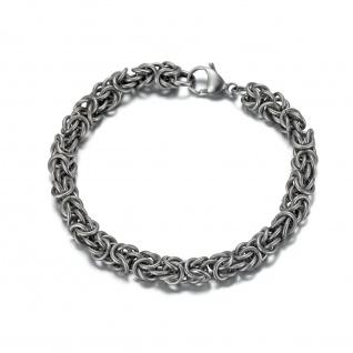 Königskette Armband aus Edelstahl