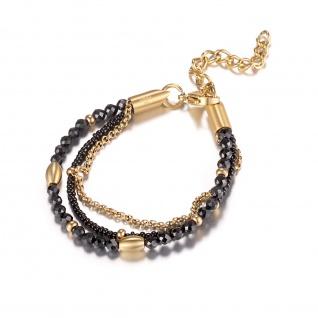 "Glamour Crystals Armband "" KOURI"""