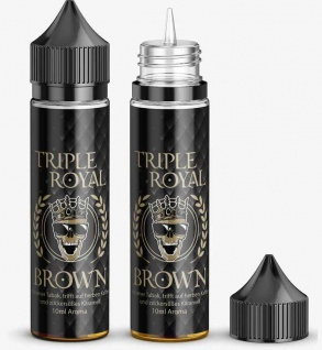 Triple L - 10ml - Royal Brown