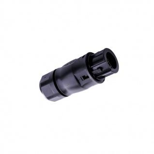 Buchse Female dreiadrig Betteri | Envertech robust IP68 UV beständig 10-14mm