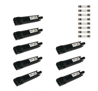 Sicherungsstecker SC4 kompatibel 8A H4 Solarstecker Connector UV beständig