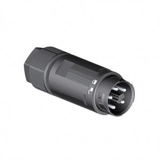 Wieland Stecker 5 polig Male RST mini RST16I5 Verschaltung IP69 7, 1-13mm schwarz