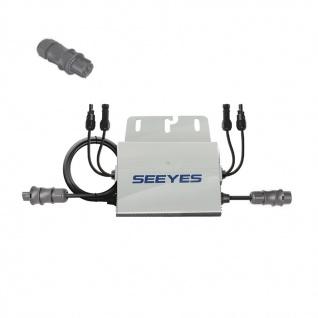 Envertech EVT560 / 720Wp PLC Micro- Modulwechselrichter Inverter VDE ARN 4105