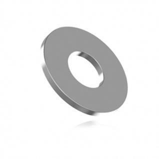 500x Karosseriescheiben / Unterlegscheiben M 8.4x25 Edelstahl A2 Norm L 9022