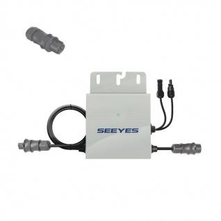 Envertech EVT300 / 360Wp PLC Micro- Modulwechselrichter Inverter VDE ARN 4105