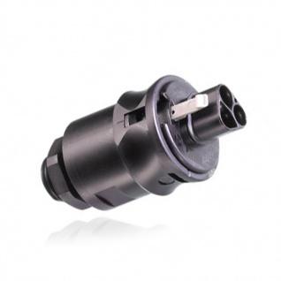 Stecker Male dreiadrig Geräteanschluss am Gehäuse Wieland   AEconversion RST20i3