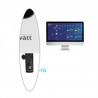 Growatt ShineWifi-X Kommunikation Überwachung Monitorung USB Photovoltaik Solar - Vorschau 3
