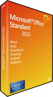 Microsoft Office 2010 Standard Vollversion MS 32/64Bit DOWNLOAD EMAIL