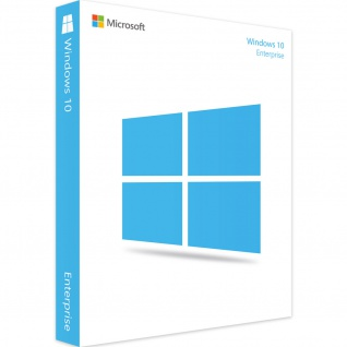 Microsoft Windows 10 Enterprise Vollversion MS Win10 W10 32/64Bit