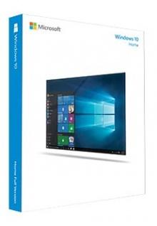 Microsoft Windows 10 Home Vollversion MS Win10 W10 Home 32/64Bit Deutsch