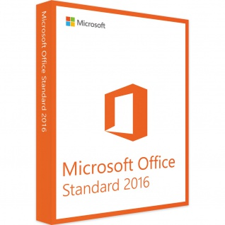Microsoft Office 2016 Standard Vollversion MS 32/64Bit DOWNLOAD EMAIL