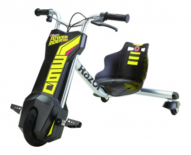 Razor tricycle with electric motor Powerrider 360