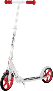 Razor A5 Lux Scooter - Silber