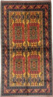 Rugeast Orientteppich Balusch 185×100 cm Handgeknüpft