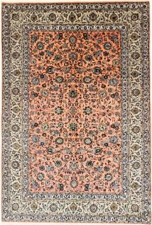 Rugeast KESHAN 308 x 215 cm Orientteppich Handgeknüpft