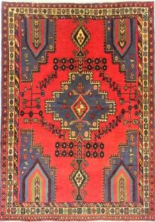 Rugeast Orientteppich Serjan 185 × 130 cm Handgeknüpft