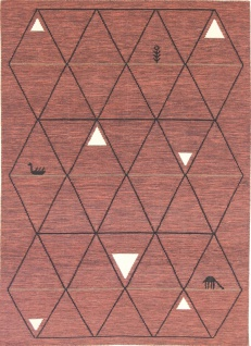 Rugeast kelim KILIM 229 x 160 cm orientteppich Handgewebt