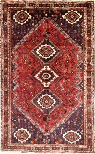 Rugeast Ghoshghai 275×173 cm Orientteppich Handgeknüpft