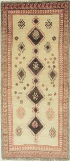 Rugeast Orientteppich Handgeknüpfte Qashqai Shiraz 245 x 105 cm