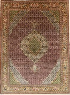 Rugeast Tabriz 50 Raj 335 x 249 cm Orientteppich Handgeknüpft