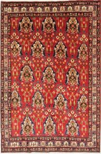 Rugeast Orientteppich Afshar 322 × 215 cm Handgeknüpft