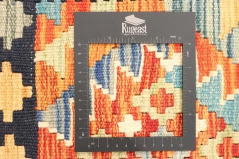Rugeast KELIM Teppich 140 x 100 cm Schurwolle Handgewebt - Vorschau 3