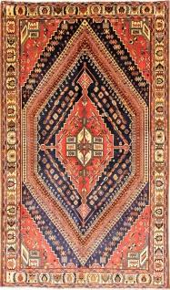 Rugeast QASHQAI 302 x 179 cm Orientteppich Handgeknüpft