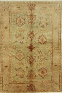 Rugeast Ziegler Handgeknüpft Orientteppich Modern 182 x 125 cm