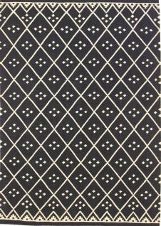 Rugeast KELIM Teppich 246 x 171 cm Schurwolle Handgewebt