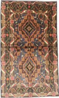 Rugeast Orientteppich KELIM 180 x 107 cm Handgewebt