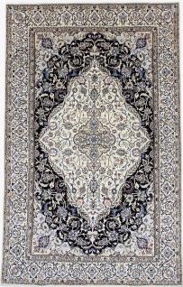 Rugeast Orientteppich Nain 9 La 268 x 168 cm Handgeknüpft