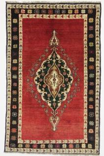 Rugeast Orientteppich Handgeknüpfte Qashqai Shiraz 193 x 122 cm