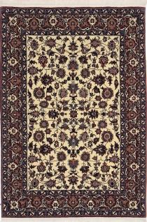 Rugeast Orientteppich Isfahan 152×107 cm Handgeknüpft