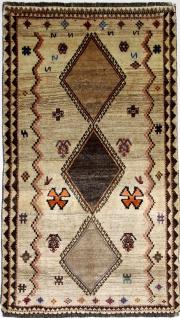 Rugeast Orientteppich Handgeknüpfte Qashqai/Shiraz 225 x 131cm