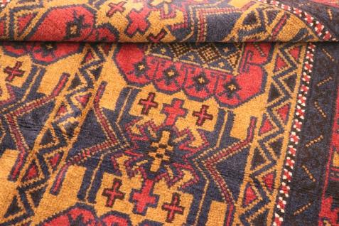 Rugeast Orientteppich Balusch 185×100 cm Handgeknüpft - Vorschau 2