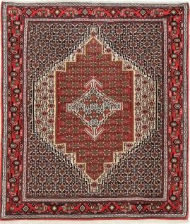 Rugeast Orientteppich Senneh 161 × 120 cm Handgeknüpft